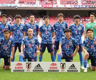 "<span class=""title"">U-24日本代表、東京五輪に臨むメンバー18名を発表。久保、堂安、冨安らに強力オーバーエイジ陣で金メダルへ</span>"